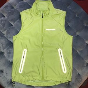 Green/grey Vineyard Vines Vest Sz X-Small EUC